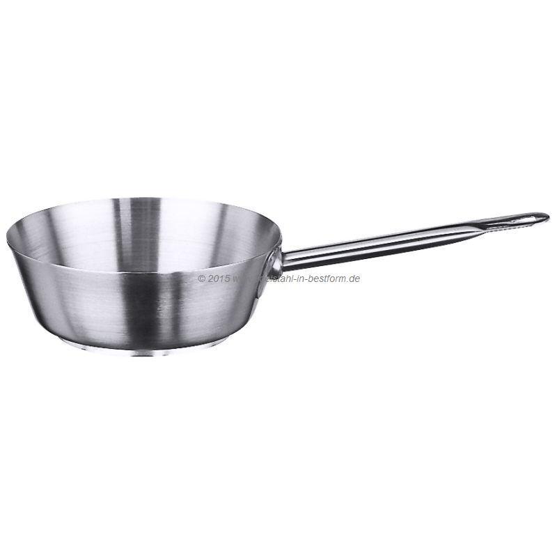 Sauteuse vom Fachversand für Gastronomiebedarf / Küchenbedarf