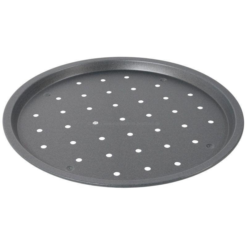 Antihaft-Pizzablech, perforiert vom Fachversand für Gastronomiebedarf / Küchenbedarf