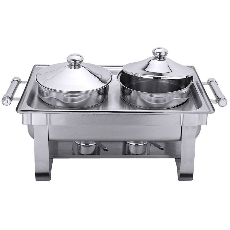 Chafing - Dish / Chafing Dish-Suppenstation