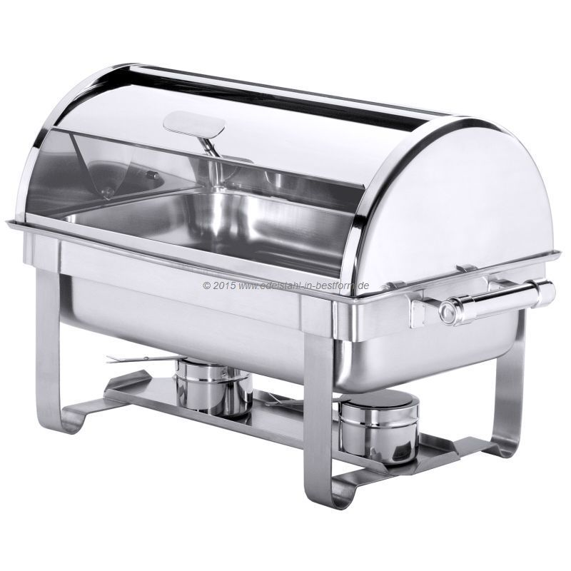 Chafing - Dish / Roll-Top Chafing Dish